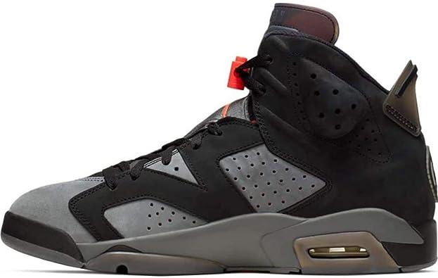 Amazon.com | Nike Air Jordan 6 Retro PSG Mens Ck1229-001 Size 13 ...