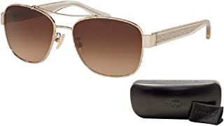 HC7064 Aviator Sunglasses For Women+FREE Complimentary Eyewear Care Kit