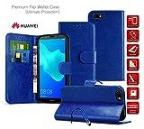 MobiBax Nexus 6P Case Premium Leather Wallet Case with Card
