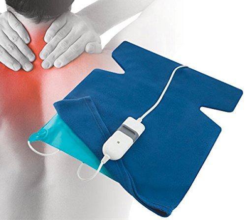 Latherm ACE-135 Almohadilla Cervical Electrica Ayuda a aliviar dolores cervicales de cuello y espalda