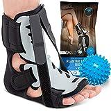 Best Adjustable Night Splints - Plantar Fasciitis Night Splint - Adjustable Foot Drop Review