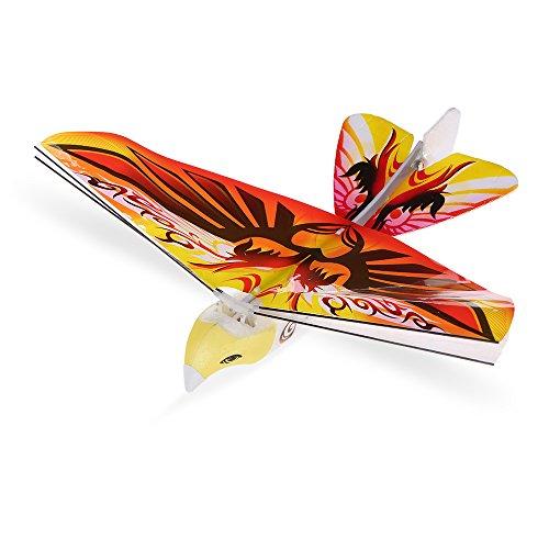 Goolsky TECHBOY 98083 + 2.4GHz de Control Remoto Auténtico E-Bird Butterfly Flying Bird RC Juguetes