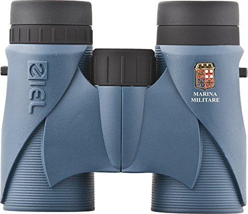 ZIEL - Binocolo Z-NAV MARINA MILITARE 8X32 blu