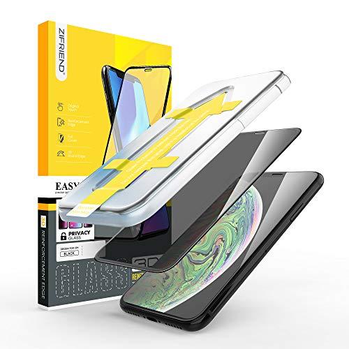 ZiFriend Protector de pantalla de privacidad – Protector de pantalla antiespía – iPhone (iPhone 7+/8+)