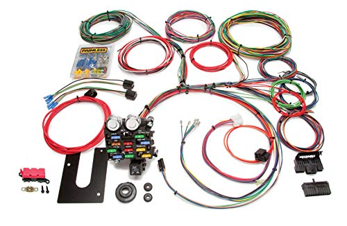 Painless Performance 10101 Classic Customizable Chassis Harness - GM Keyed Column - 21 Circuits
