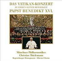 Das Vatikan-Konzert-CD