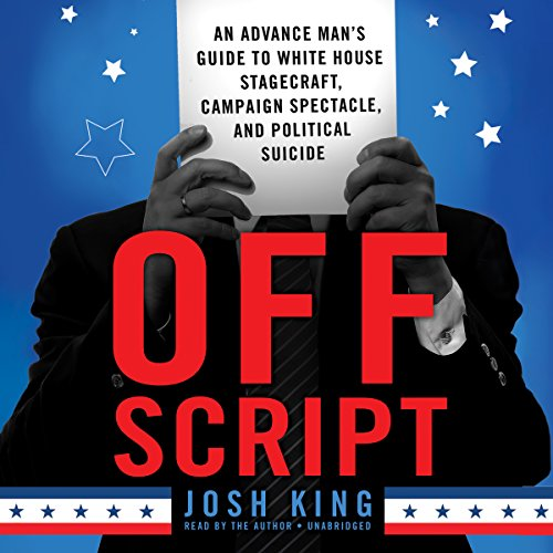 Off Script audiobook cover art