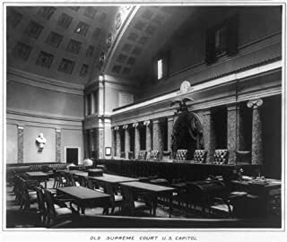 HistoricalFindings Photo: Old Supreme Court,US Capitol,Washington,DC,The Bench