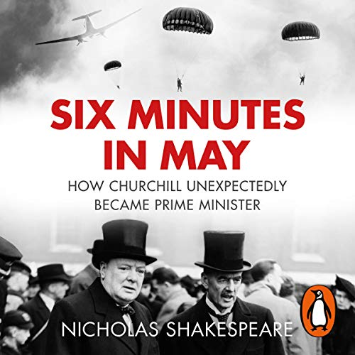 Six Minutes in May audiobook cover art