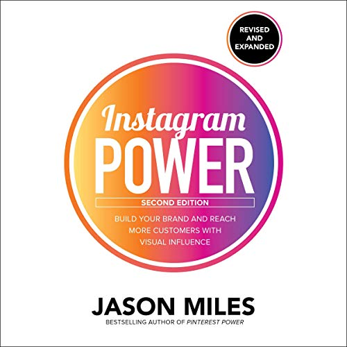 Instagram Power, Second Edition audiobook cover art