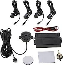 $32 » Car Auto 4-Sensor Parking Radar Kit Reverse Radar Alarm System Car Reverse Parking Radar System(Sound Alert)