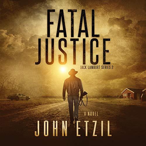 Fatal Justice audiobook cover art