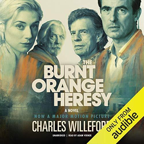 The Burnt Orange Heresy cover art