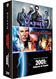Coffret 3 films : Matrix + Blade Runner + 2001 : l'odyssée de l'espace [Francia] [DVD]