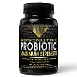 Absonutrix Probiotic Maximum Strength 50 Billion Per Capsule Multi-strain