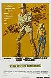 THE TRAIN ROBBERS - JOHN WAYNE     Imported Movie