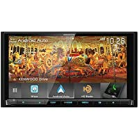 Kenwood Excelon Multimedia Receiver with Apple CarPlay & Android Auto