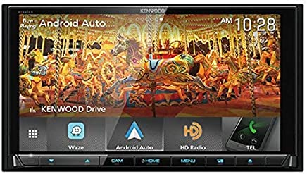 $558 Get Kenwood Excelon DDX9905S Multimedia Receiver with Apple CarPlay & Android Auto