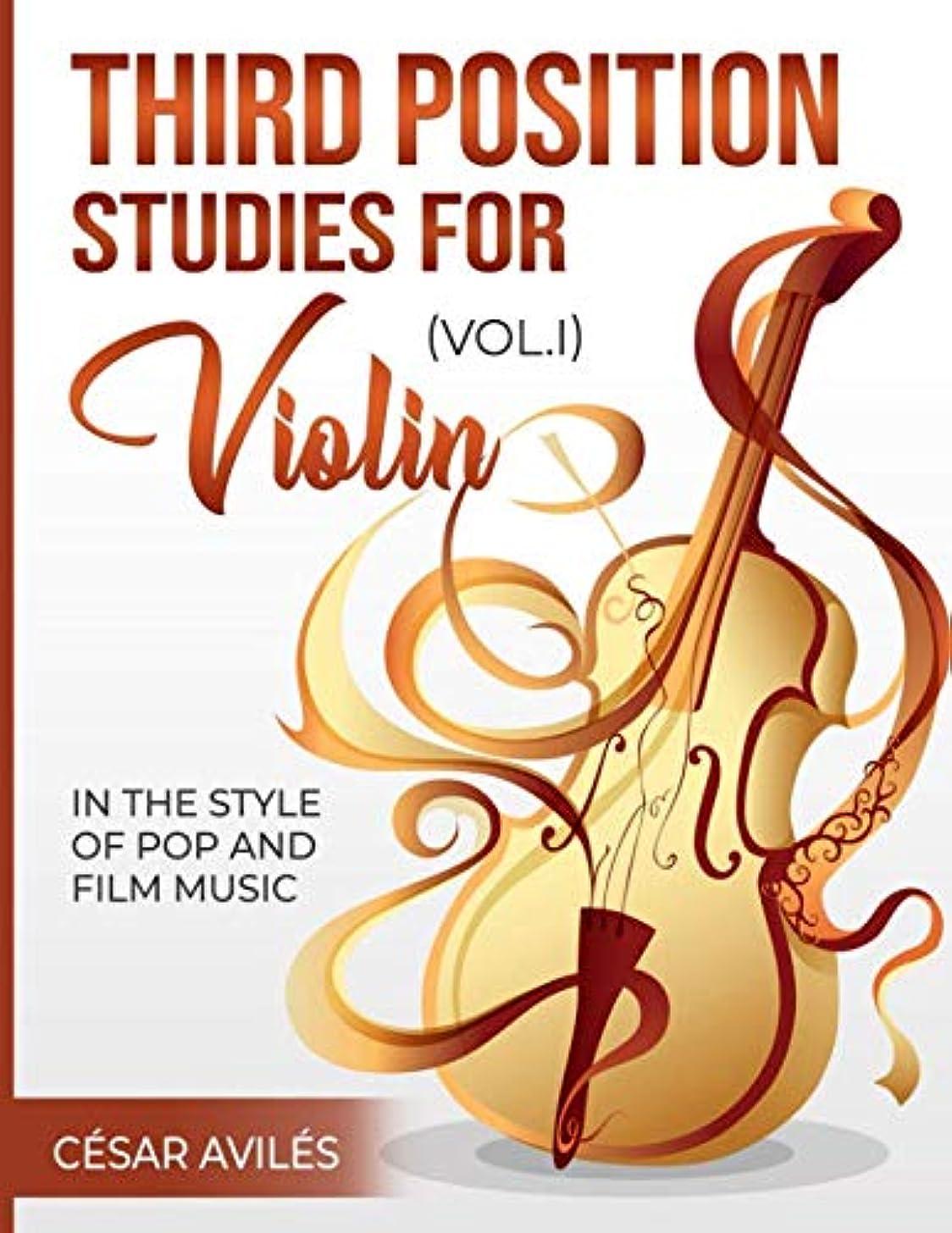 Third Position Studies for Violin, Vol, I