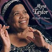 My Night to Dream by Myra Taylor (2002-04-09)