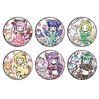 東京ミュウミュウ 01 グラフアート 缶バッジ BOX
