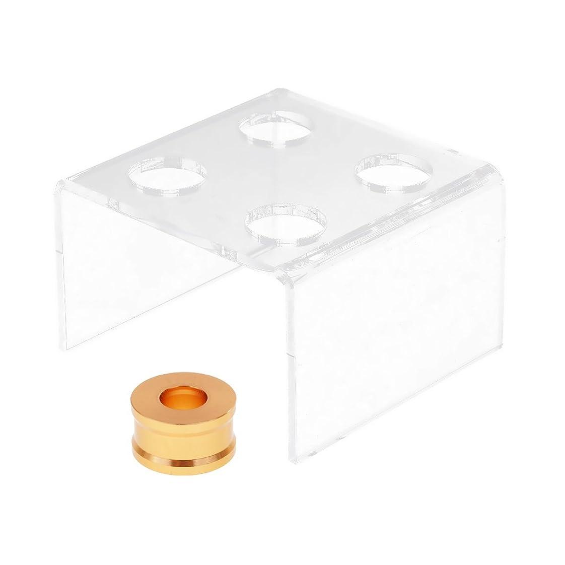 漏斗理想的には委員長12.1mmチューブ スタンドと口紅の型リング リップクリーム DIY 金型 メイクアップツール