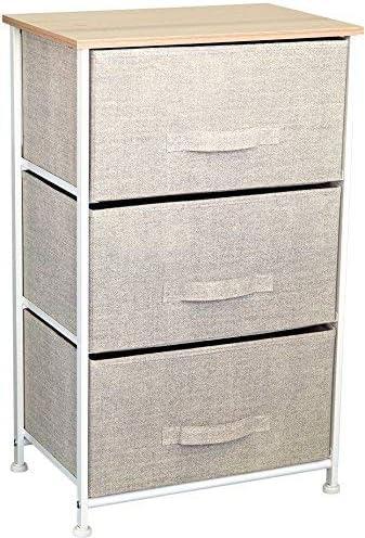 East Loft Nightstand Dresser Max 58% OFF Limited Special Price Storage Organizer for Closet Nurse