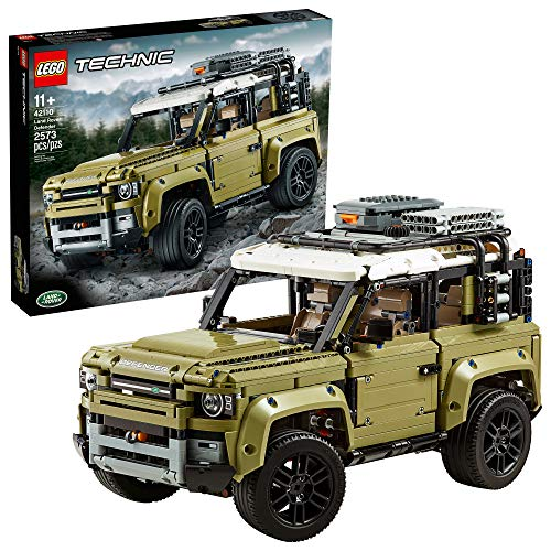 Lego Technic 42110 - Land Rover Defender 90 (2573 Teile)
