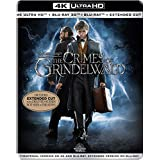 Fantastic Beasts: The Crimes of Grindelwald (STEELBOOK) (4K + 3D + Blu-ray + Extended Cut)