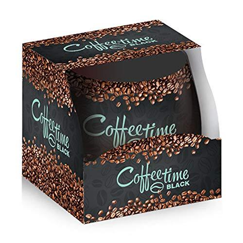 Duftkerze im Giara Duft Schwarzer Kaffee, 1 Kerze