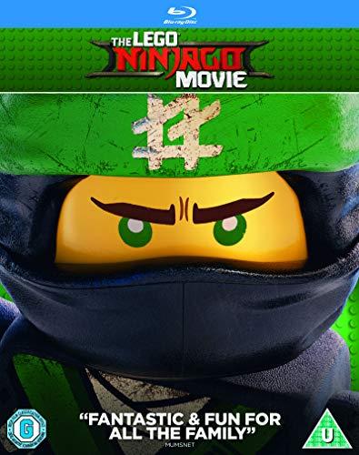 Blu-ray - The Lego Ninjago Movie (1 BLU-RAY)