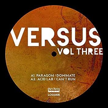 Versus Volume Three