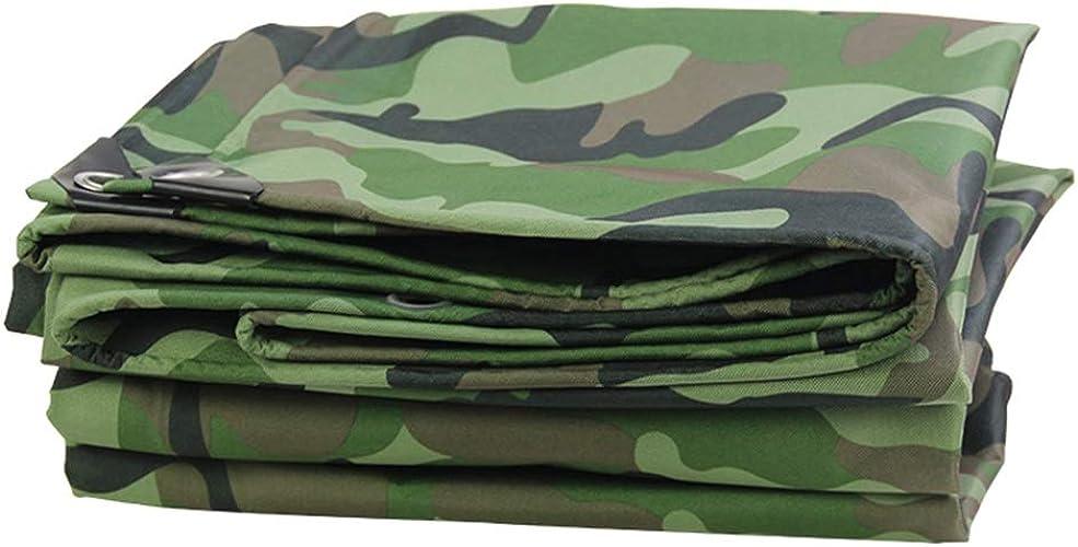 Bache Bache Jungle Camouflage Tissu Oxy épaisse Crème Solaire (Taille   3x3m)