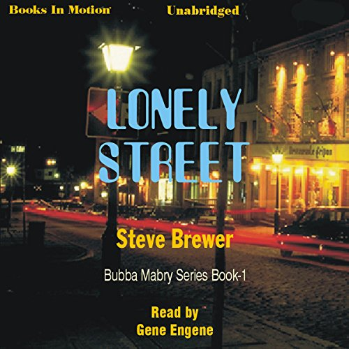 Lonely Street audiobook cover art