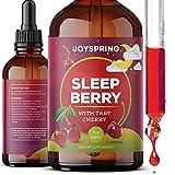 Natural Sleep Aid for Kids - Tart Cherry for Kids - Kids Sleep Aid with Tart Cherry Extract - Toddler Sleep Aid with no Melatonin for Kids - Win Bedtime Battles