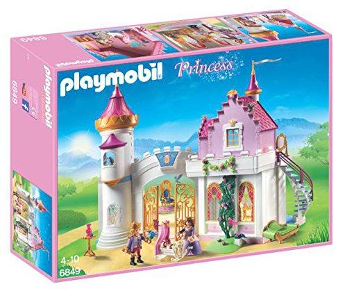 playmobil manoir royal leclerc