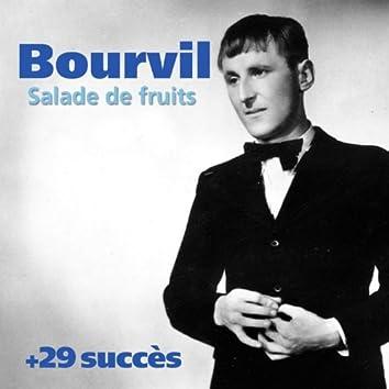 Salade de fruits + 29 succès de Bourvil (Chanson française)