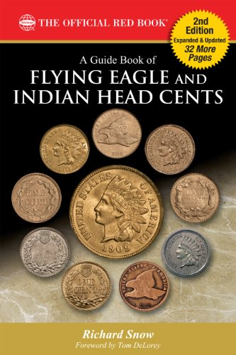 A Guide Book of Flying Eagle and Indian Head Cents (The Official Red Book) (English Edition)