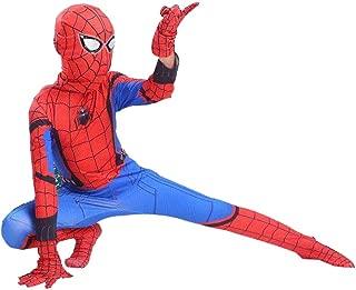spandex spiderman costume kids