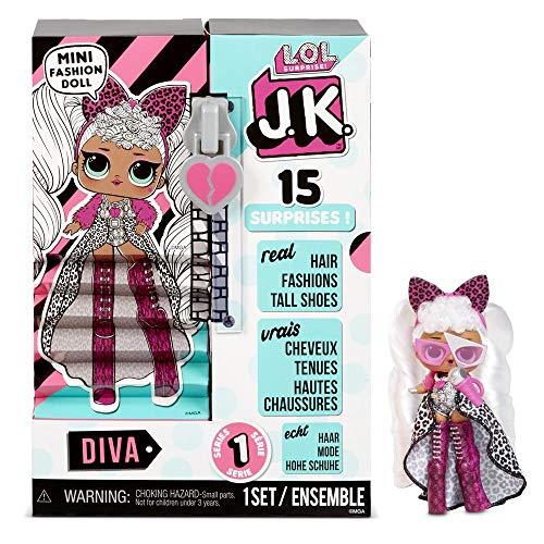L.O.L. Surprise! LLUF2300 LOL Jk Tots Style 2 Puppe Fashion