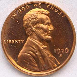 1970 s lincoln penny small date