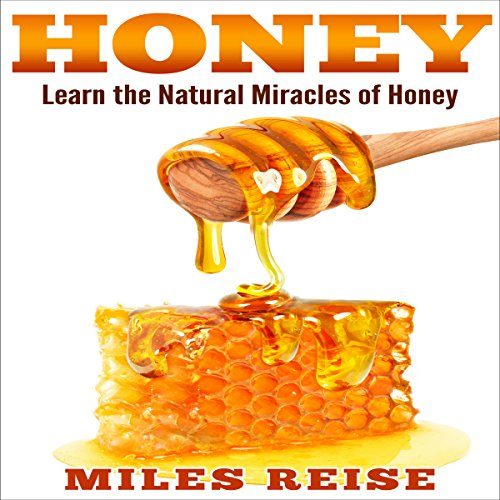 Honey audiobook cover art