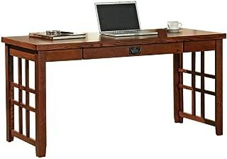 Mission Pasadena Laptop Desk Mission Oak Finish Dimensions: 60