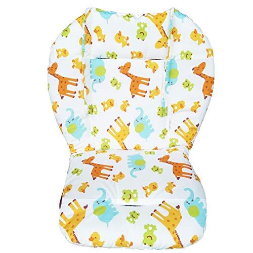 Baby Hochstuhl Sitzauflage Matte Pad Cover Tier atmungsaktiv