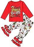 Eastery - Juego de ropa infantil de dibujos animados de Super Mario para bebés y niños y niñas (1-7 años) Beige beige 18-24 Meses