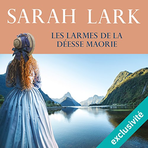 Les larmes de la déesse Maorie audiobook cover art
