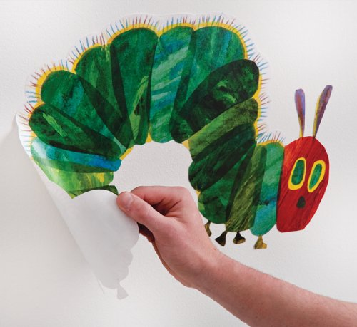 The Very Hungry Caterpillar Room Decor Kit 49 Giant Wall Stickers Buy Online In Trinidad And Tobago At Trinidad Desertcart Com Productid 36379907