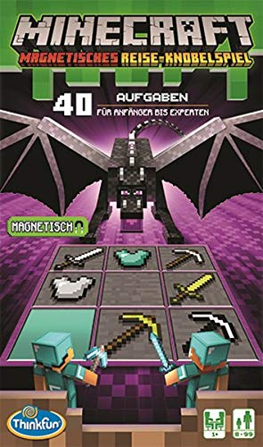ThinkFun 76402 Minecraft Logic Mods Logikspiel