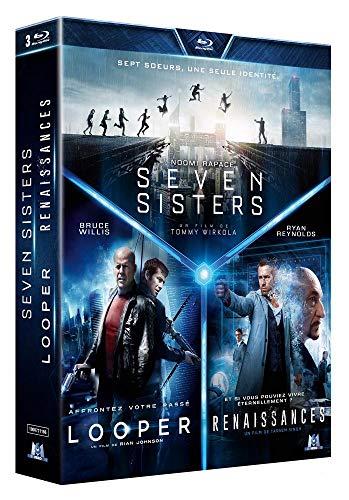 "Coffret ""SCIENCE FICTION"" 2018 - 3 Films - Coffret Blu-Ray"