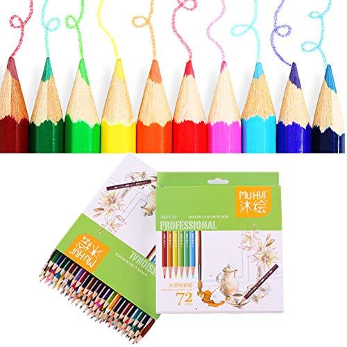 HEELPPO Ceras De Colores Lapices De Colores para Niños Ceras De Colores...